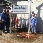 Fishing charter lodge salmon halibut ketchikan