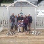 Ketchikan salmon fishing charter boats