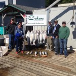 Charter halibut fishing Ketchikan