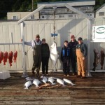 Halibut fishing charters Ketchikan