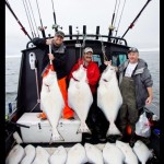 Ketchikan halibut charter fishing