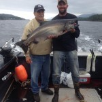 Ketchikan salmon fishing charter