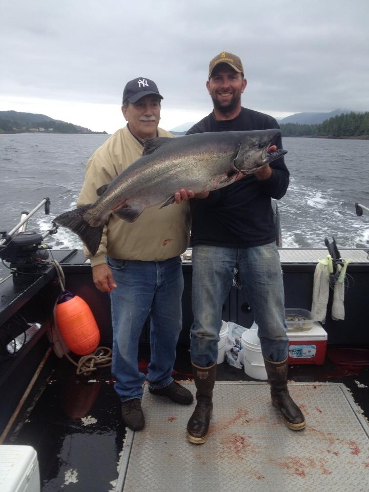Ketchikan alaska salmon fishing and halibut fishing for Ketchikan salmon fishing