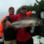 Ketchikan king salmon fishing lodge