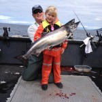 ketchikan charter boats salmon halibut fishing