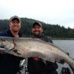 King salmon ketchikan charter boats