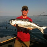 Ketchikan salmon and halibut fishing charters