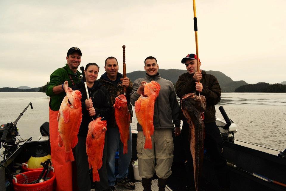 Ketchikan halibut fishing charters for Halibut fishing in ketchikan