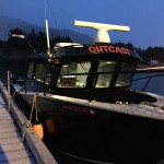 Outcast salmon and halibut fishing charter