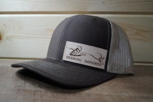 Brown/Khaki Hat (Light Leather)