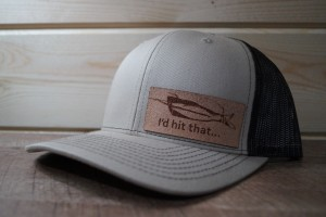 Khaki/Coffee Hat (Medium Leather)